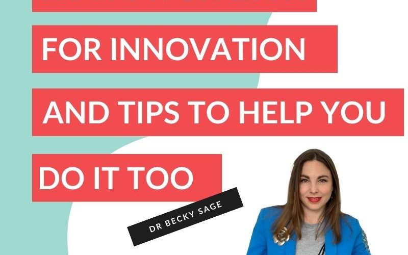 Dr Becky Sage graphic